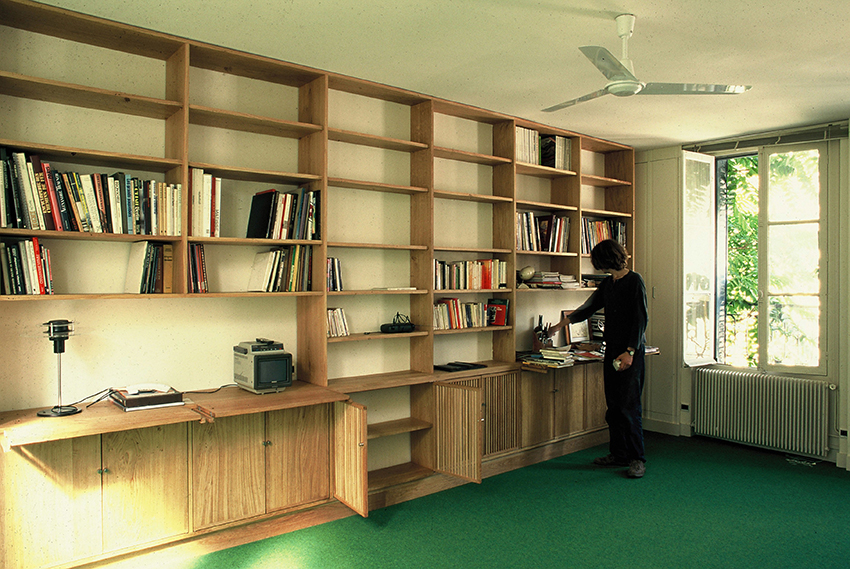 agencement int rieur biblioth ques rangements pi ces vivre cuisine salle de bains. Black Bedroom Furniture Sets. Home Design Ideas