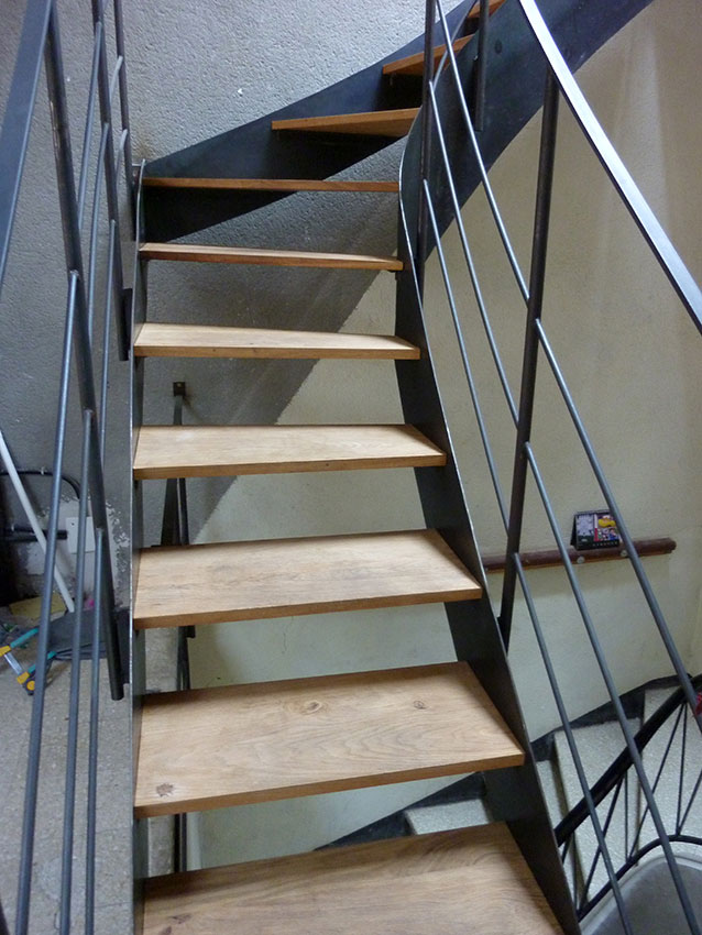 Images tagged escalier interieur 66 structure metal for Interieur 66